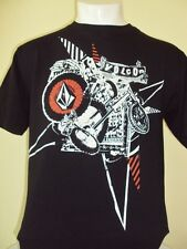 NEW VOLCOM MEN VMX RV2 TEE T SHIRT SIZE MEDIUM