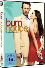 BURN NOTICE, Season 1 (4 DVDs) NEU+OVP