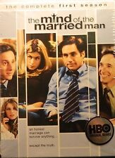 The MIND of the MARRIED MAN The COMPLETE FIRST SEASON 10 Episodes+Bonus Features