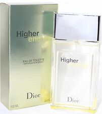 HIGHER ENERGY 3.4/3.3 OZ EDT SPRAY FOR MEN BY CHRISTIAN DIOR & NEW IN A BOX