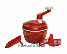 Tupperware Quick Chef 3 ★★Rot★★