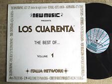 Los Cuarenta - The Best Of... Volume 1 - LP