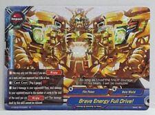 Bushiroad Future Card Buddyfight Brave Energy Full Drive! H-EB02/0033EN R N-Mint