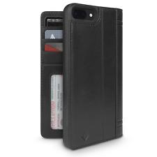 Twelve South Journal für iPhone 7 Plus, schwarz | Leder Wallet Schale und Display