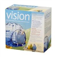 Vision Bird Cage Bath for Small, Medium or Large Cages - Canary Budgie Finch etc