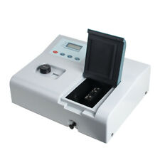 Laboratory Visible Spectrophotometer Lab Equipment Spectrometer 350-1020nm 721