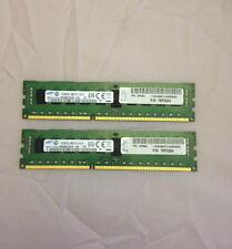 IBM EM08 8GB (2x4GB) Memory DIMMs, 1066 MHz, 2Gb DDR3 78P0554