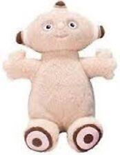 In The Night Garden Makka Pakka Plush Soft Stuffed Beanie doll toy 15 cm tall