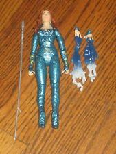 DC Universe Comics Multiverse Trench Warrior Wave Aquaman Movie Mera Mattel