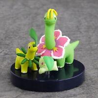 #F66-069 Takara Tomy Rittai Pokemon Zukan Real figure 1:40 Meganium Chikorita