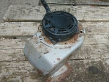 PUSH LAWN MOWER BRIGGS AND STRATTON PULL START TOP COVER