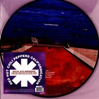 RED HOT CHILI PEPPERS - CALIFORNICATION PICTURE DISC 2 VINYL LP NEU!