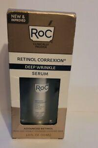 New Look RoC Retinol Correxion Deep Wrinkle Serum -1 oz