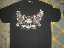 Harley Davidson Motorcycles Men's Short Sleeves T-shirt Large Harrisburg PA