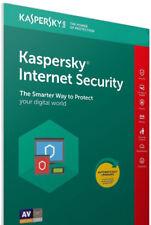 Kaspersky INTERNET SECURITY 2018-2019 3 PC 1 Year License Key | READ Description