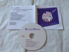 BEATLES - beatles mania - FIONA APPLE !ULTRA RARE FRENCH PROMO SAMPLER CD