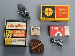 Vintage Camera Accessories Bundle