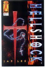 HELLSHOCK (1994) #2 Image Comics VF/NM