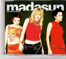 (FM510) Madasun, Walking On Water - 2000 DJ CD