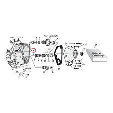 Zodiac Harley Davidson Pilion / Spocket Eje Woodruff llave se ajusta a 1954-89 bc21415 T