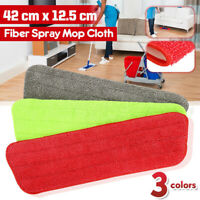 Microfiber Spray Mop Cleaning Cloth Head Replacement Floor Cleaner Sweeper Pads
