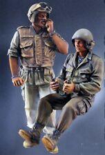 1/35 Resin Vietnam War US Pilots 2 Soldiers unpainted unassembled BL206