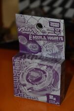 Takara Beyblade Crystal Earth Aquila 105HF/S Eagle Event Limited purple wheel