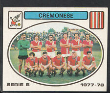 PANINI CALCIATORI FOOTBALL Adesivo 1977-78, N. 426, CREMONESE SQUADRA GRUPPO