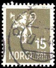Scott # 169 - 1937 - ' Lion Rampant '