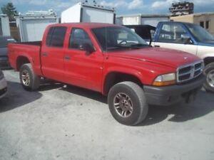 Manual Window Regulator for 97-04 Dodge Dakota Pickup Drivers Front