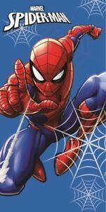 Marvel Comics Amazing Spider-Man Bath Beach Towel 140 x 70 cm. 100% COTTON