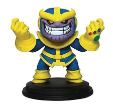 """2020 GENTLE GIANT MARVEL ANIMATED THANOS 4"""" RESIN STATUE SKOTTIE YOUNG NEW SEALD"""