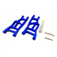 Traxxas Stampede 1:10 Alloy Front Lower Arm, Blue by Atomik - Replaces TRX 3631