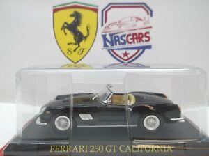 1/43 Ferrari 250 GT California Spyder 1957 noire IXO/ Altaya/ DeAgostini
