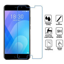5PC × For Meizu Pro 7 Genuine Tempered Glass LCD Screen Protector Clear Film