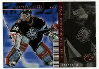 2 1998-99 Upper Deck UD3 #177 Dominik Hasek & 180 Steve Yzerman Hockey Card Gold