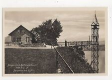 Buergenstock Hammelschwand Berghaus Mit Lift Switzerland Rp Postcard 388a