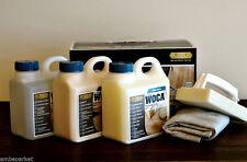WOCA Pflegebox natural, Pflege Box für geölte Holzböden