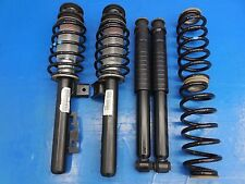 Smart Car Fortwo Passion Pure OEM Bilstein Front/Rear Struts & Shocks & Springs