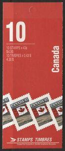 Canada 1994 SB178 $4.30 Booklet Fine Condition #M058