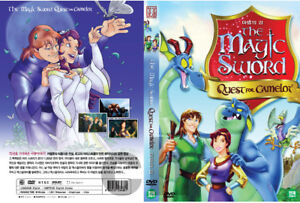 Quest For Camelot (1998) - Frederik Du Chau, Jessalyn Gilsig  DVD NEW