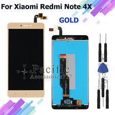 For Xiaomi Redmi Note 4X LCD Display Screen Touch Digitizer Replacement Gold