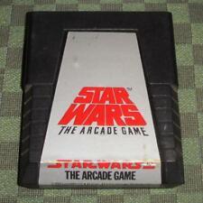 JOUEZ PLUS VITE avec la version NTSC de STAR WARS the ARCADE GAME Atari 2600 VCS