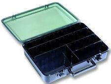 Jenzi Kunststoffbox Transparent 10,2x6,2x1,3cm