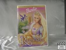 Barbie as Rapunzel (DVD, 2002)