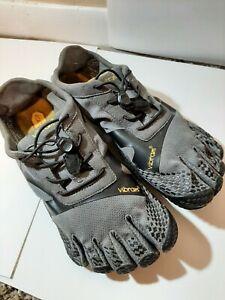 Vibram Fivefingers EVO Athletic Shoe Men's  9.5 10 42 Gray Black EUC