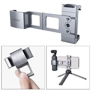Metal Handheld Phone Holder Bracket Foldable for DJI Pocket 2 Accessories