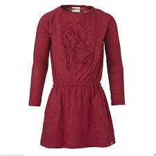 Langarm Mädchenkleider aus 100% Baumwolle für die Freizeit