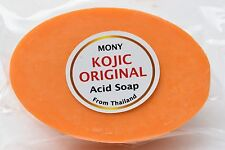 Sell ! KOJIC ACID ORIGINAL PAPAYA SKIN WHITENING/Bleaching ACID SOAP BAR 100 G.