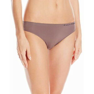 Calvin Klein Women's Pure Seamless Bikini Panty